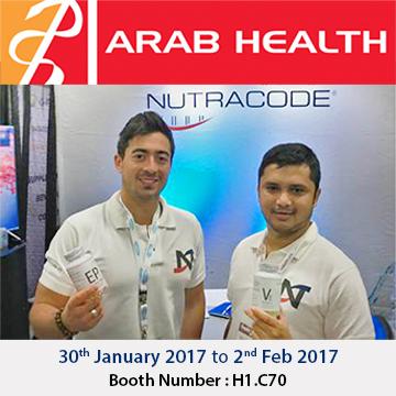Arab Health Exhibition in Dubai